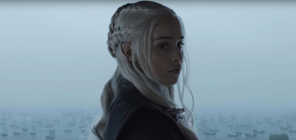 Daenerys in Game Of Thrones Season 7 -Game Of Thrones Stormborn Review