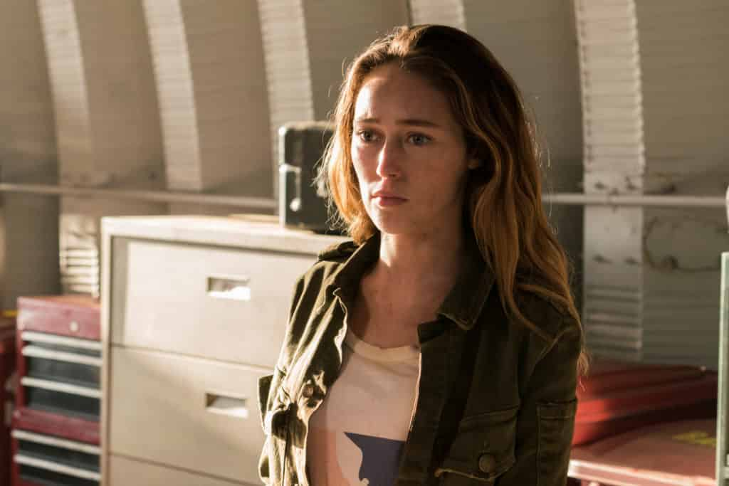 Fear The Walking Dead season 4 Australian release date is Monday April 16