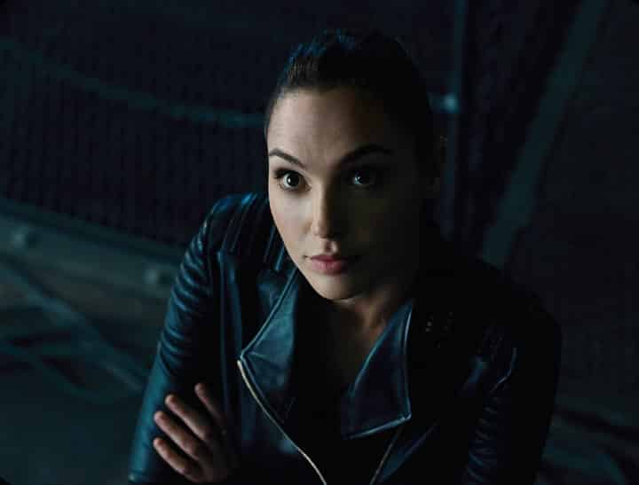 Gal Gadot was outstanding as Wonder Woman in Justice League - Justice League Review