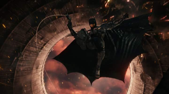 Ben Affleck is Batman in Justice League - Justice League Review