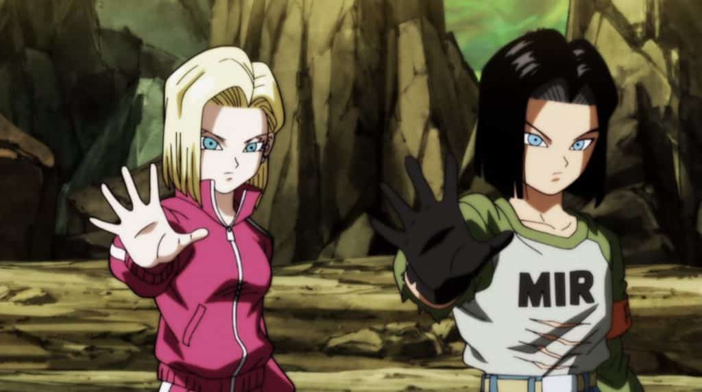 Android 17 and Android 18 - Dragon Ball Super Episode 120 Review
