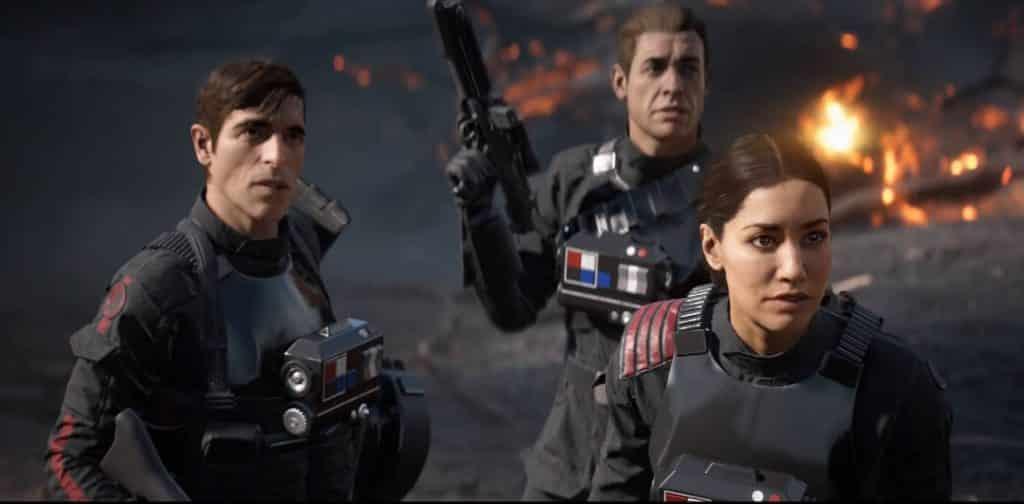Iden Versio Star Wars Battlefront 2 - Star Wars: Battlefront 2 Review