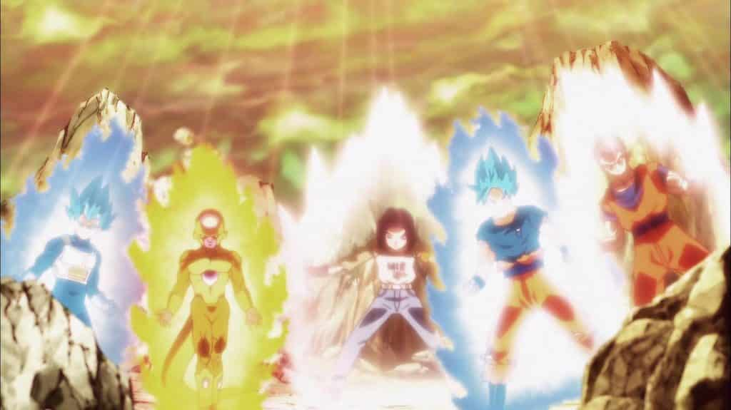 Universe 7 United Together