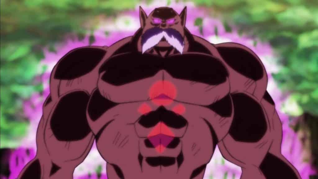 God Of Destruction Toppo