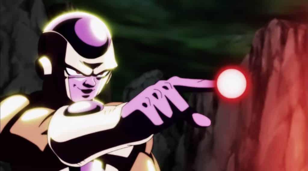 Golden Frieza in Dragon Ball Super Episode 125