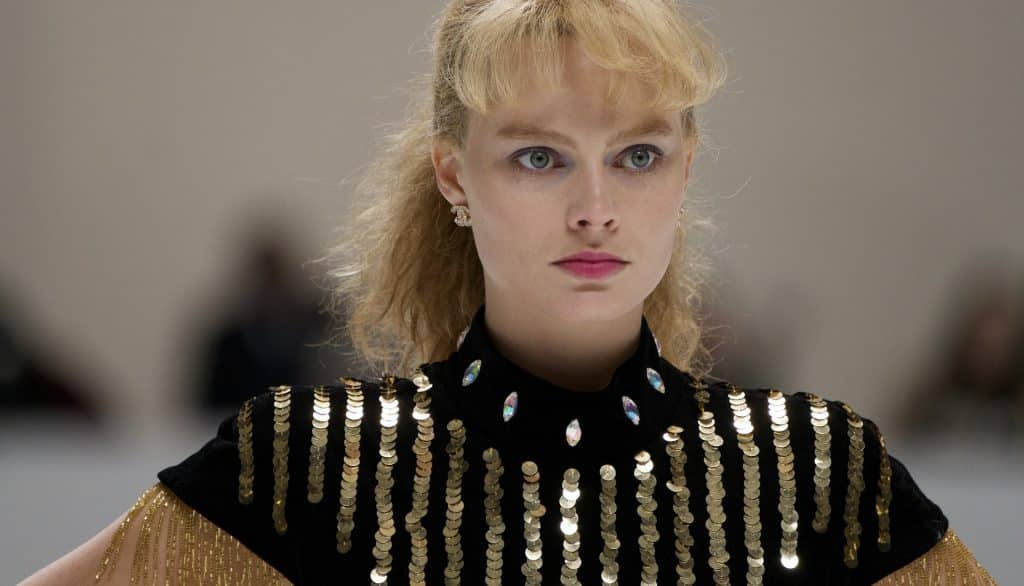 Margot Robbie puts in a great performance as Tonya Harding - I, Tonya Review
