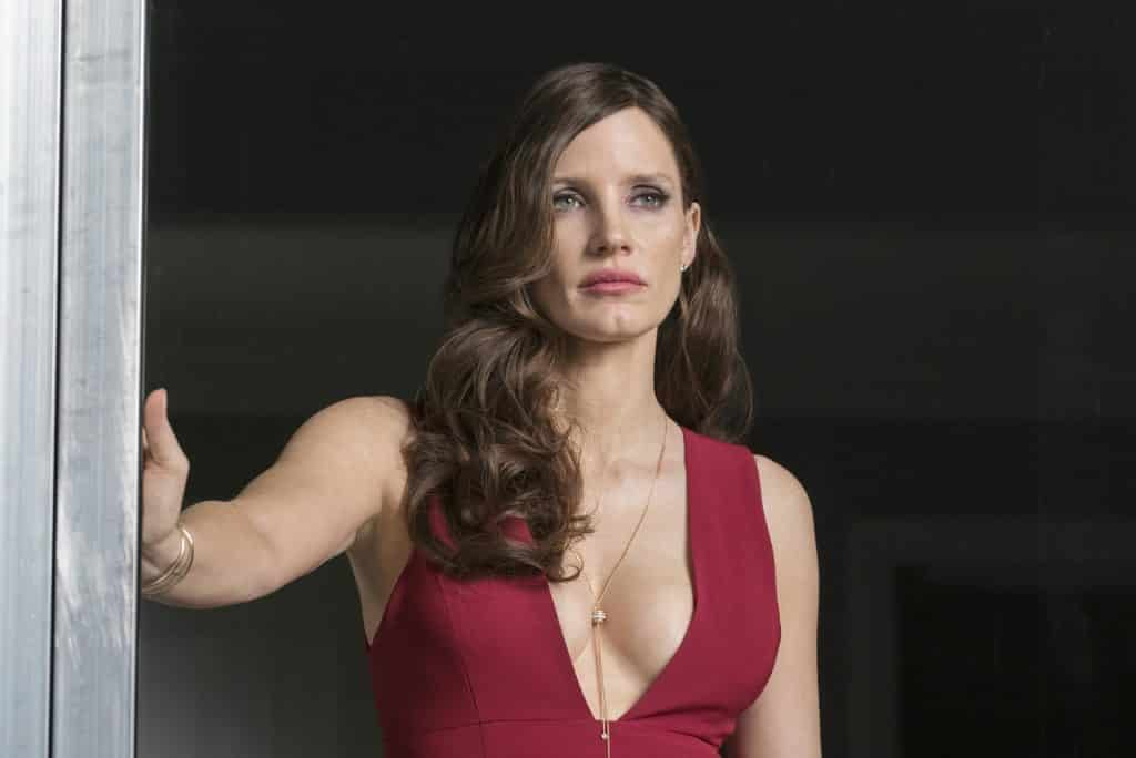 Jessica Chastain stars in Molly's Game - The Molly's Game Australian Release Date is February 1