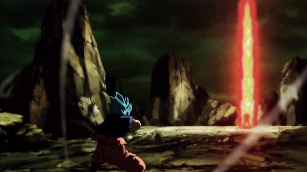 Jiren power up to against Goku - Dragon Ball Super Episode 123 Review