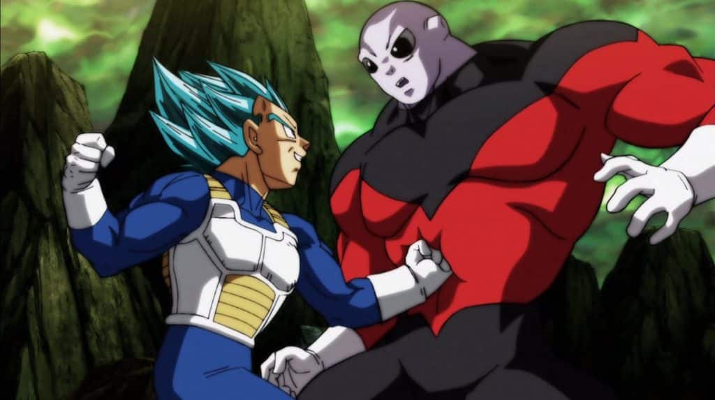 Vegeta vs Jiren - Dragon Ball Super Episode 122 Review