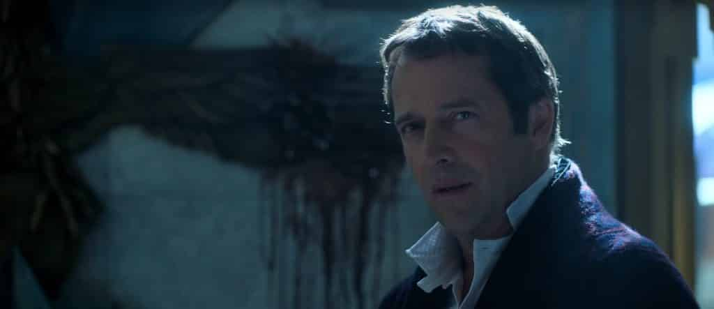 James Purefoy plays Laurens Bancroft In Altrered Carbon