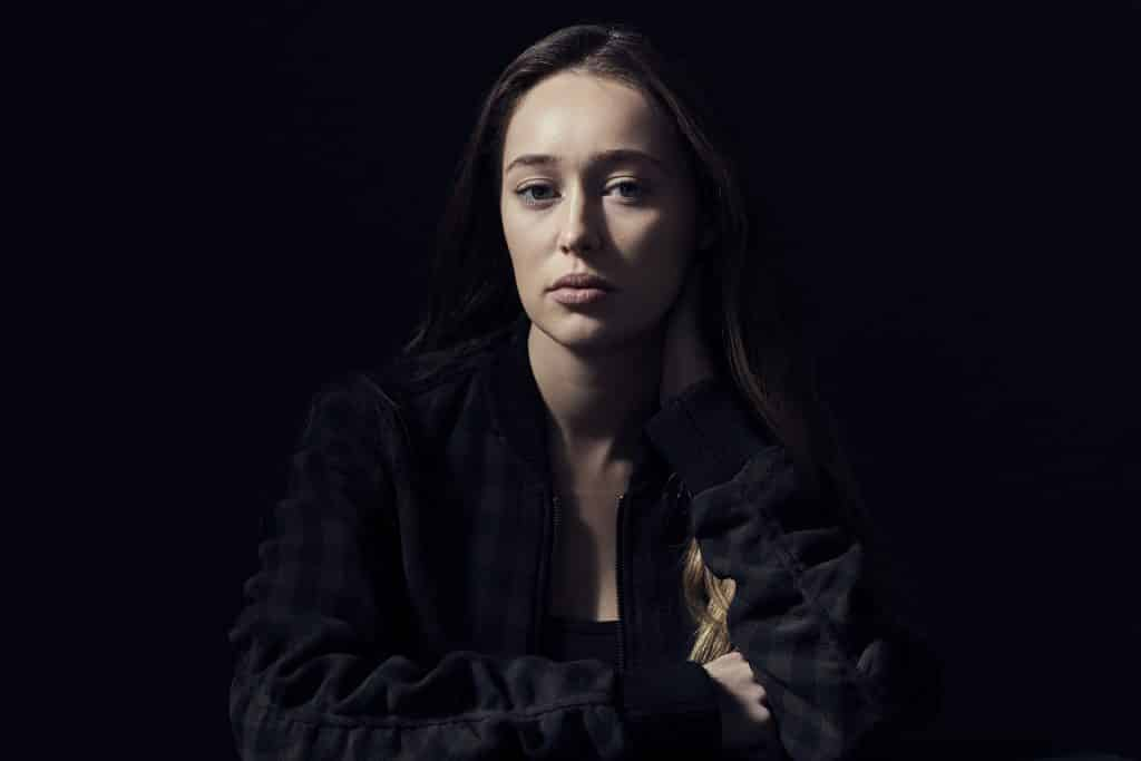 Alycia Debnam-Carey as Alicia Clark - Fear the Walking Dead _ Season 4, Gallery - Photo Credit: Richard Phibbs/AMC