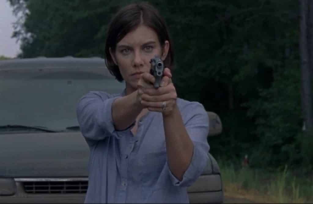 Maggie - The Walking Dead: The Key Review