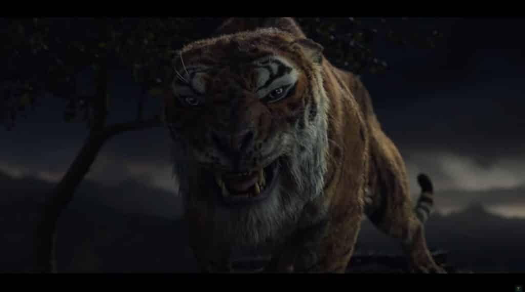Mowgli Shere Khan