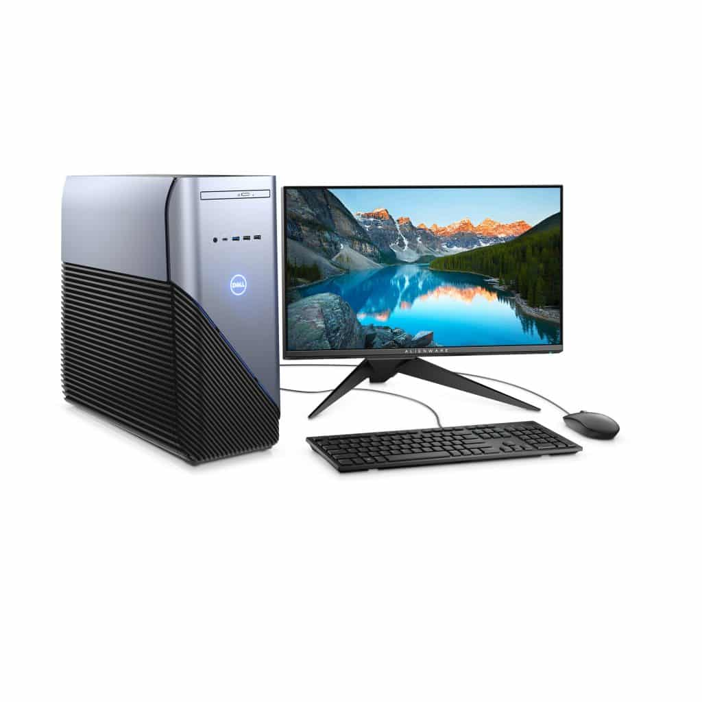 Inspiron Gaming Desktop with 2nd Gen AMD Ryzen™ processor