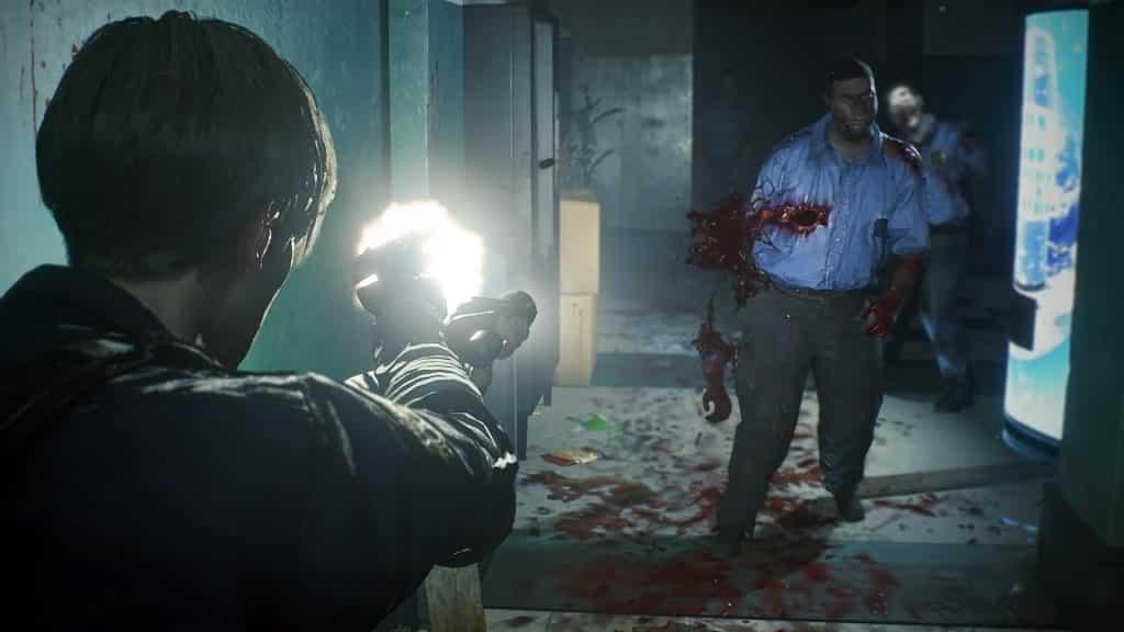Resident Evil 2 Remake Australian Release Date is January 25 2019