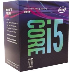 8th generation Intel Core i5 - Click to view the product on Amazon AU - What's The Difference Between i3 i5 And i7 Processors?