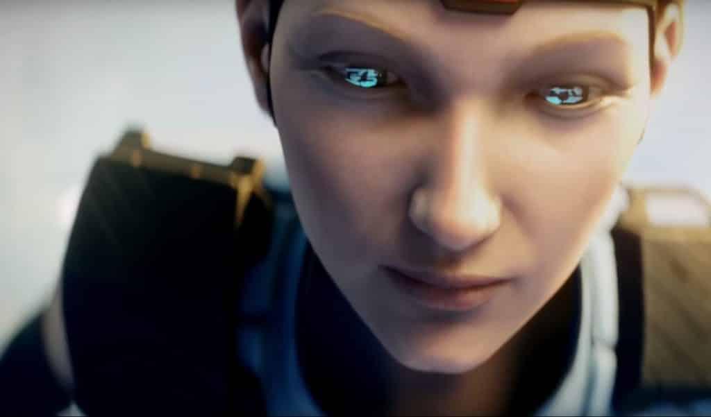 Leila's virtual Avatar is called Shadowfax - Kiss Me First Review