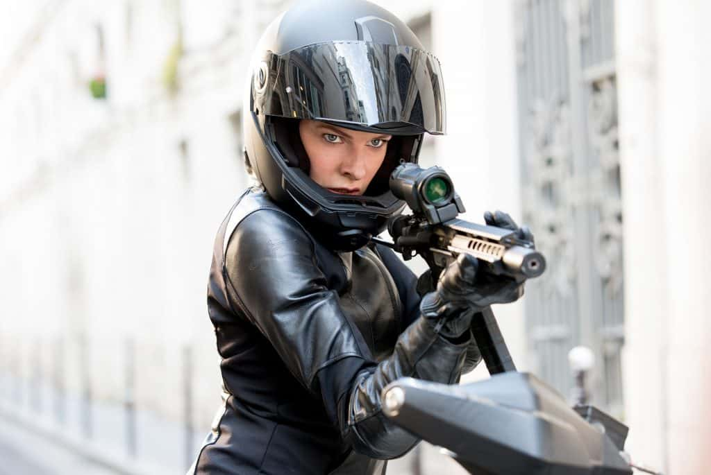Rebecca Ferguson as Ilsa Faust in MISSION: IMPOSSIBLE - FALLOUT from Paramount Pictures and Skydance. - Mission Impossible Fallout Review Spoiler Free