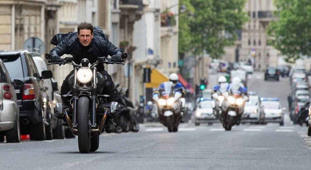 Tom Cruise as Ethan Hunt in MISSION: IMPOSSIBLE - FALLOUT from Paramount Pictures and Skydance. - Mission Impossible Fallout Review Spoiler Free
