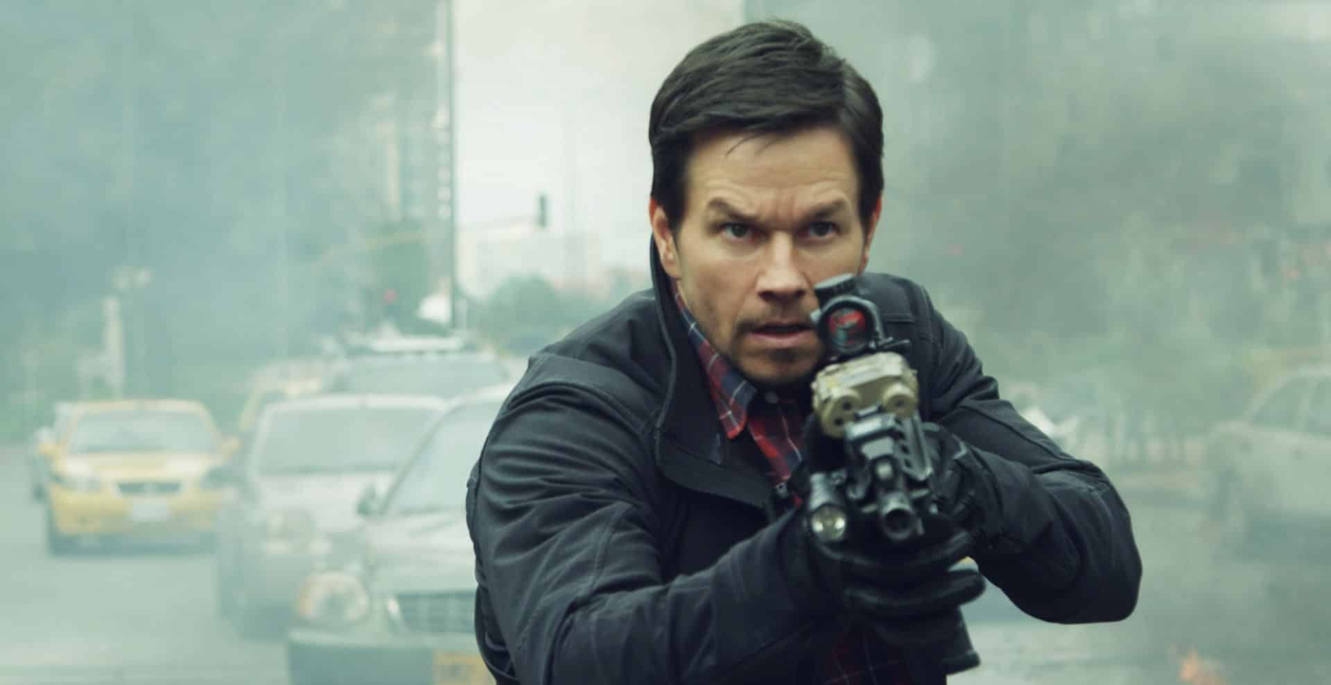Mark Wahlberg in Mile 22 - Mile 22 Review