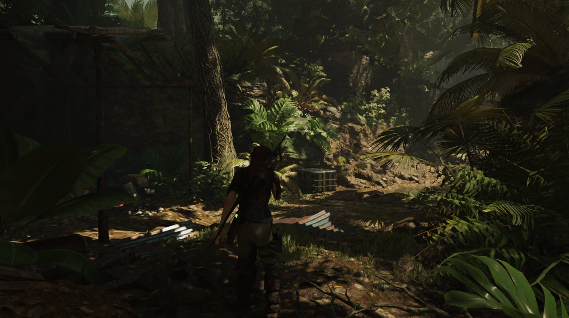 Shadow Of The Tomb Raider in game screenshot (PC)