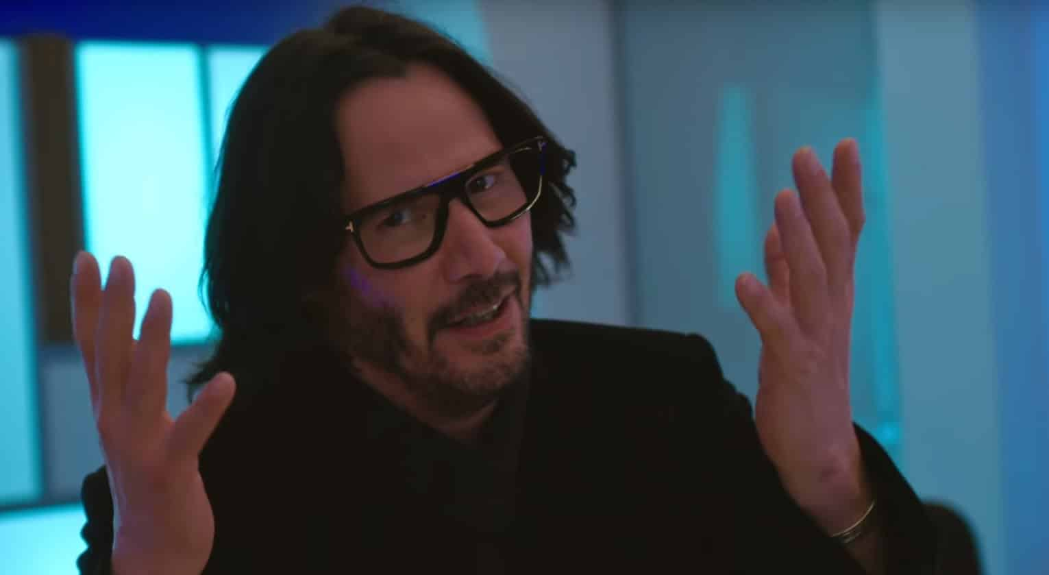 Keanu Reeves - Always Be My Maybe Review