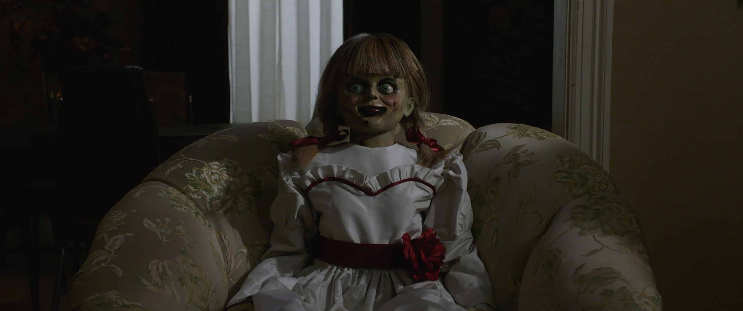 Annabelle Come Home Review